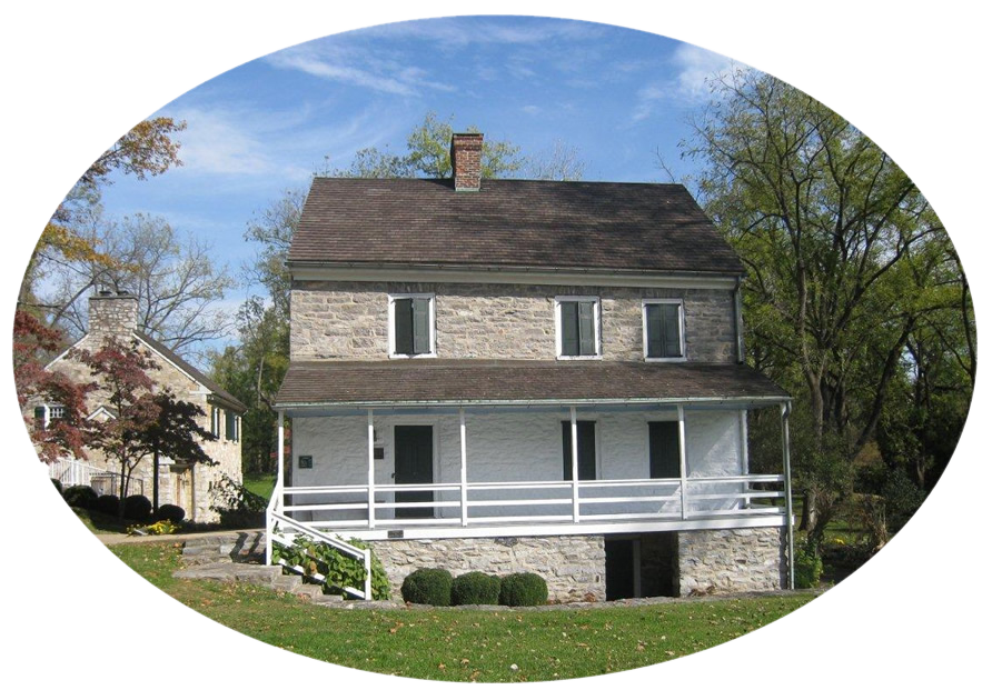 Jonathan Hager House, Hagerstown, Maryland
